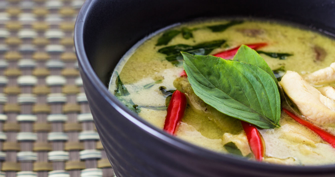 Nutrition Thai Green Curry